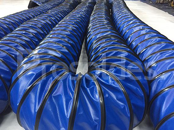 Ductos Flexibles para ventilacion lima peru