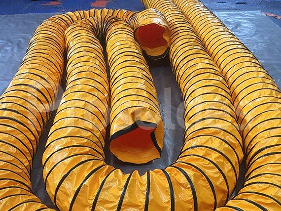 Ductos Flexibles y Mangas de Ventilación Prosoldes