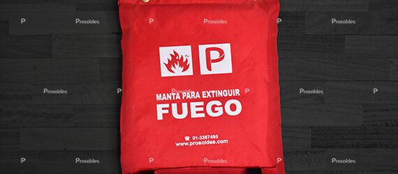 Mantas para Extinguir Fuego